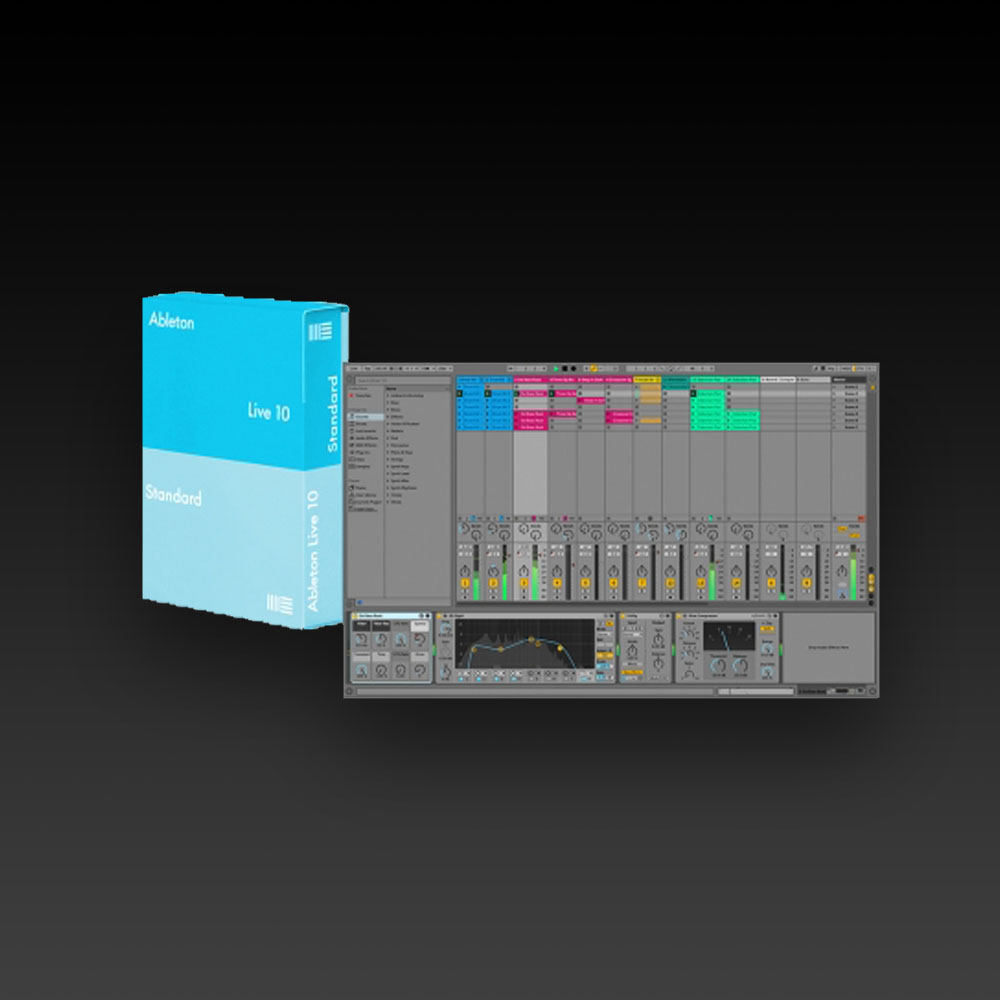 ABLETON LIVE 10 STANDARD EDITION (88071)