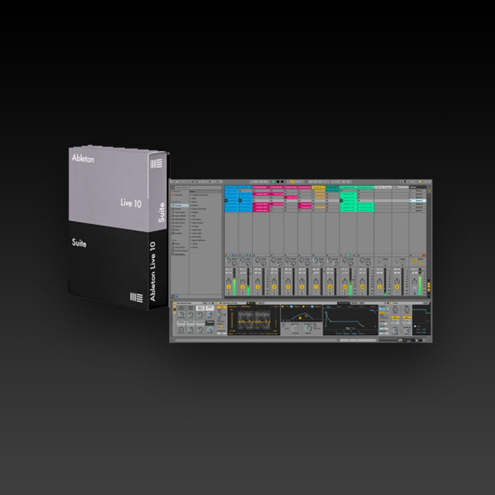 ABLETON LIVE 10 SUITE EDITION (88067)