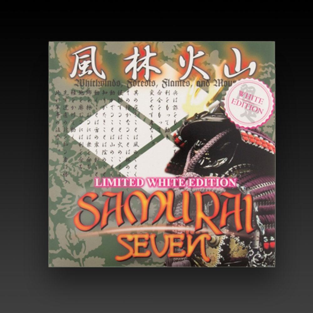 DJ SHIN - SAMURAI SEVEN WHITE 7