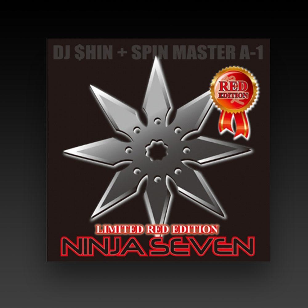 DJ SHIN&A-1 NINJA SEVEN RED 7
