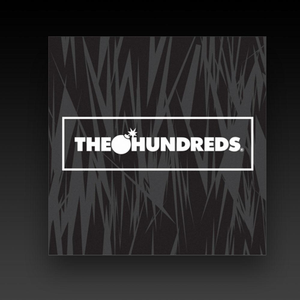 THE HUNDREDS CONTROL VINYL (SINGLE) 12