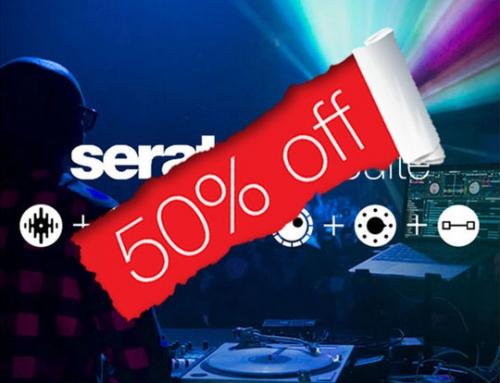 [NEWS] SERATO DJ SUITE 50% 할인!