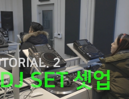 CUE & PLAY MUSIC LAB TUTORIAL 2. CDJ SET 셋업